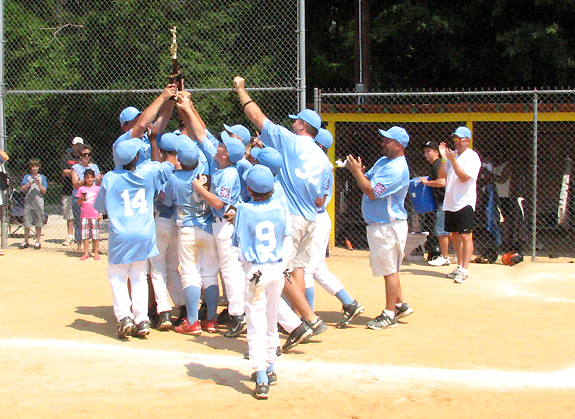 Youngsville Claims A Majors Thriller