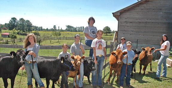<i>Local farm featured in Wall Street Journal</i>