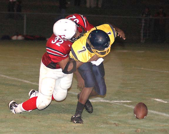 Red Rams Rally For Home Win