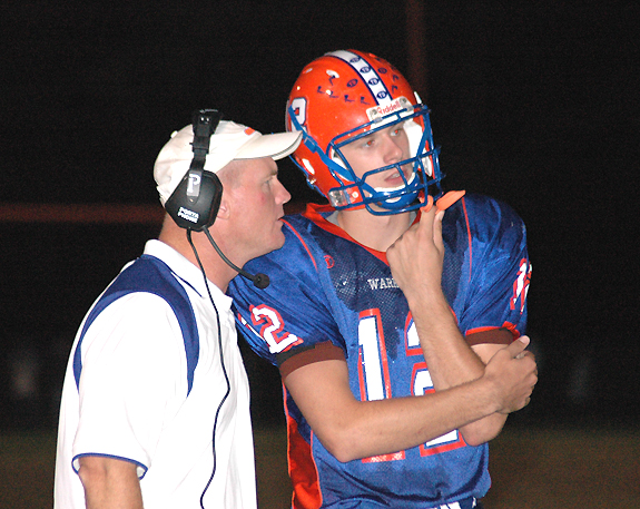 Collier to leave LHS for Wake