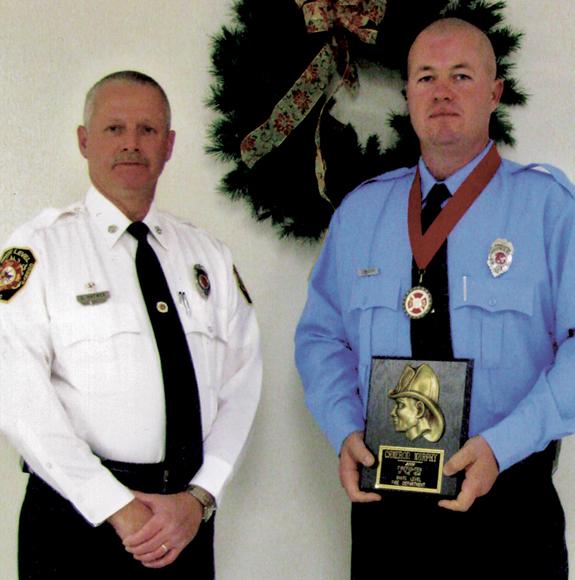 Gold Sand Fire Department achievements