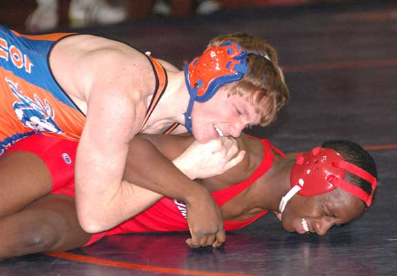 SWEPT AT STATES: Franklin County mat teams fall on first day