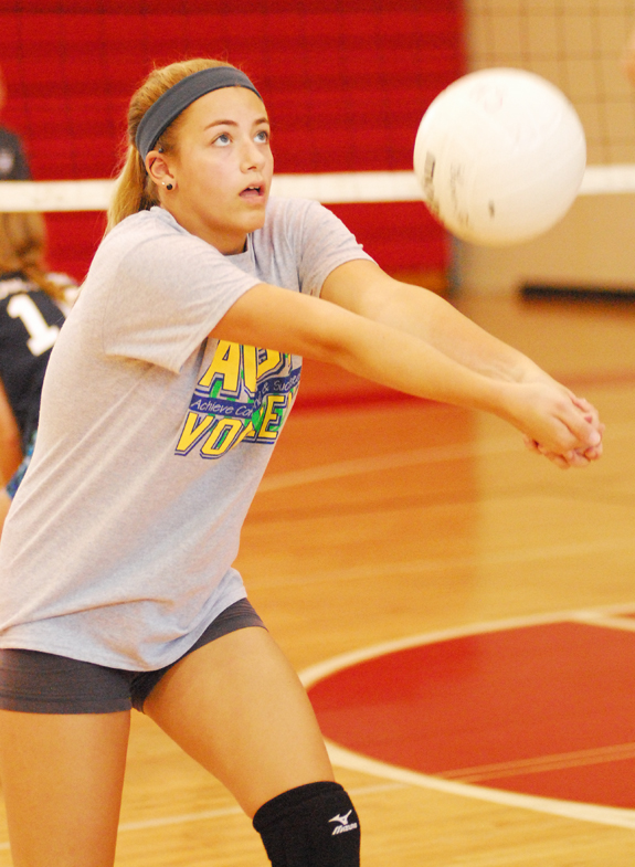 Lady Rams build with a new roster