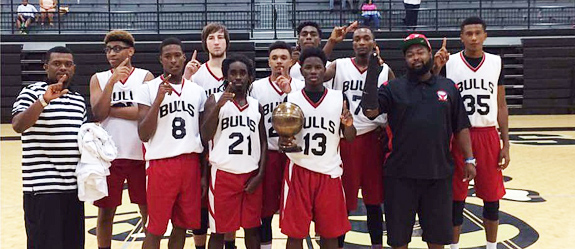 BULLS GET THE JOB DONE
