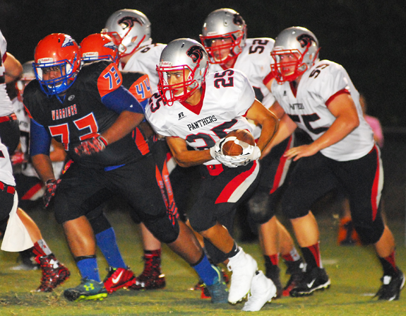 Louisburg Opens With Setback