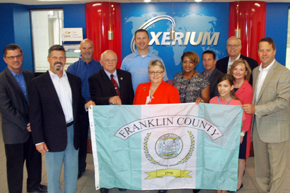 <i>County, Y'ville industry look to the future</i>