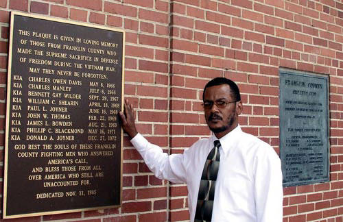 New plaque will honor sacrifices of WWII servicemen
