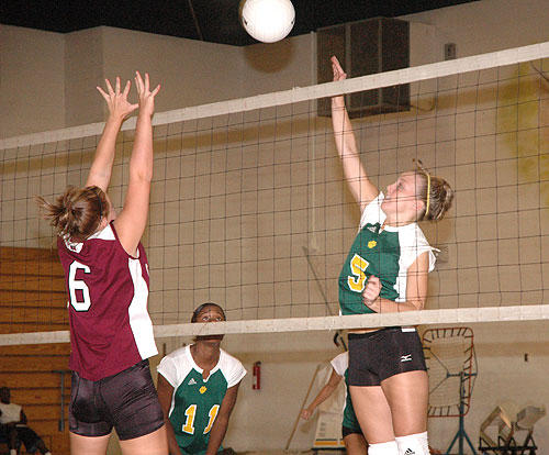 Ladycats open with solid victory vs. Nash Central