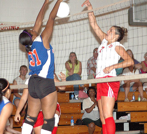 Debut is solid for LHS girls