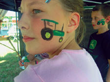Justice Tractor Show this weekend
