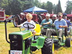 For the love of tractors