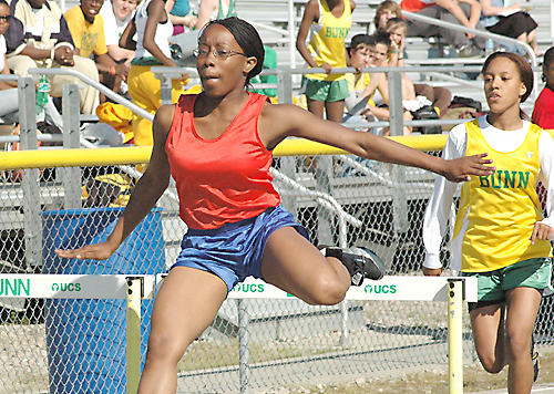 Bunn soars to county�s track championships