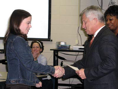 Teachers receive United Way grants for hands-on lessons