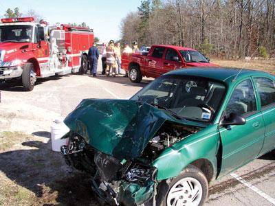 Franklin roads deadly � #5 in N.C.