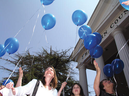 Child advocates lift awareness of abuse, neglect during rally