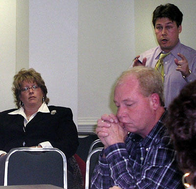Commissioners leaning toward moratorium opposition