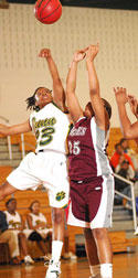 BHS� girls move into the finals