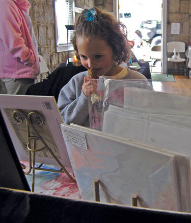 Impressions at the Youngsville Arts Festival