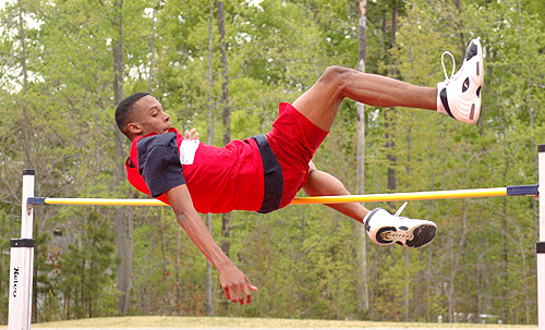 Bunn, Franklinton in search of conference track and field heroics