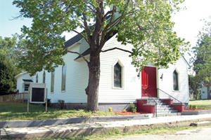 Hope Baptist congregation moves out