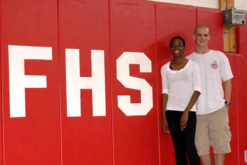 Franklinton salutes its Athletes of the Year