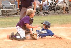 Bunn stars in control at Minors