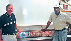 Centerville Meat Market bought — new look, same quality