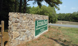 Louisburg Town Council moves ahead with Phase II of Joyner Park