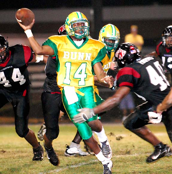 Bunn Rallies Past Webb