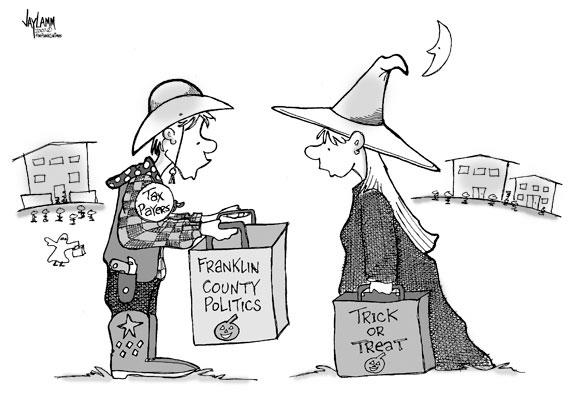 Cartoon Caption Challenge for 10-27-2007