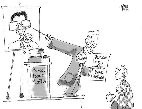 Cartoon Caption Challenge for 11-10-2007