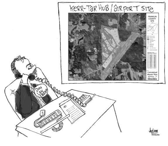 Cartoon Caption Challenge for 11-14-2007