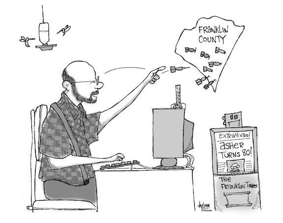 Cartoon Caption Challenge for 11-21-2007