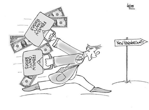 Cartoon Caption Challenge for 11-28-2007