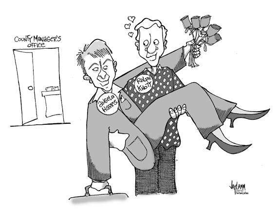 Cartoon Caption Challenge for 12-5-2007