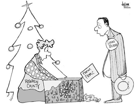 Cartoon Caption Challenge for 12-22-2007