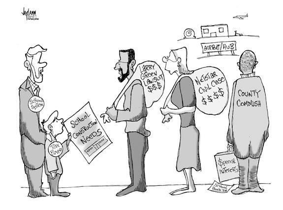 Cartoon Caption Challenge for 12-29-2007