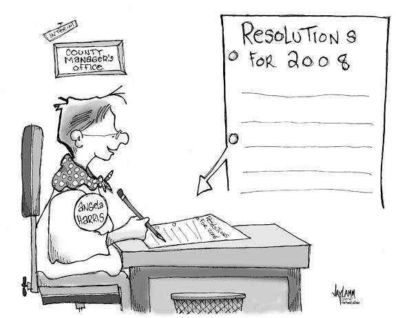 Cartoon Caption Challenge for 1-2-2008