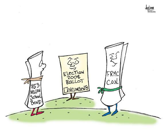 Cartoon Caption Challenge for 1-23-2008