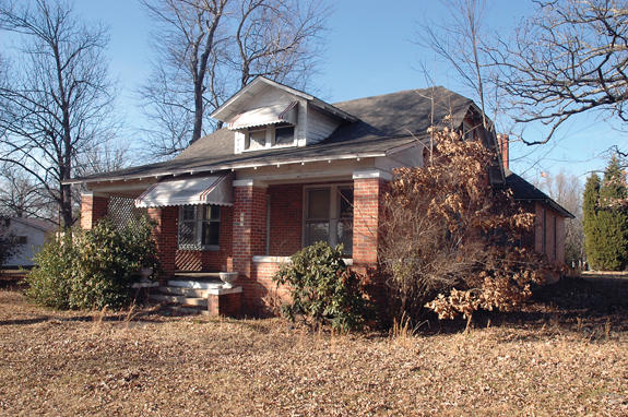 Youngsville foreclosure dispute entangles county and family