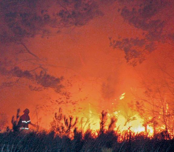 1,563 acres burned in Franklin
