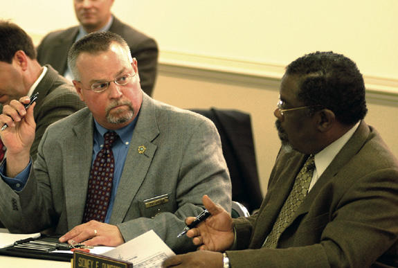 Commissioners want information on operation costs for jail expansion