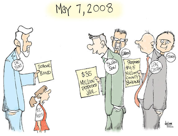 Cartoon Caption Challenge for 04-19-2008