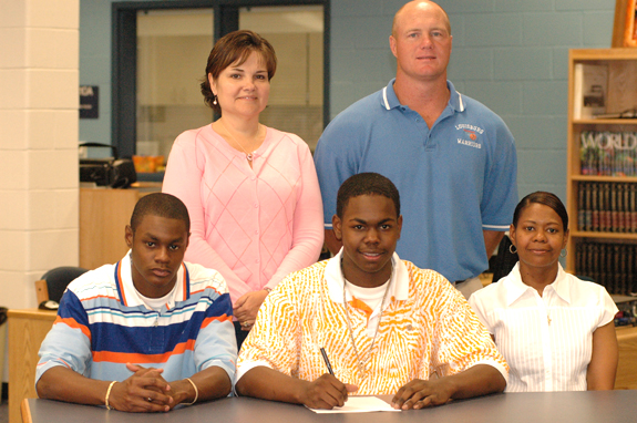 Ware Is Going To Louisburg College