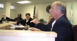 County budget, $45 waste fee approved
