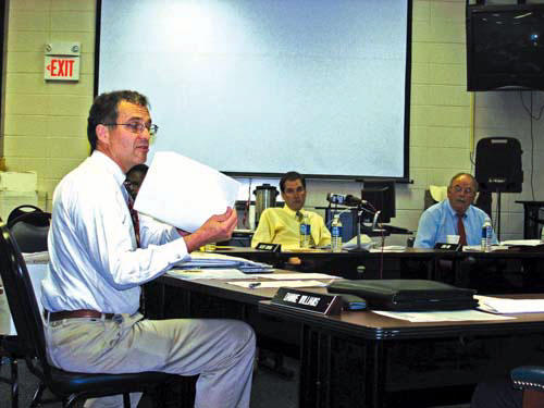 BOE questions Moss� property offers